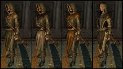 skyrim robes chainmail robes at skyrim nexus mods and community