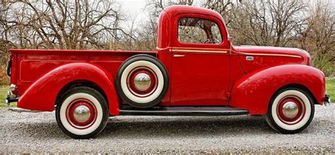 red christmas vintage pick ups for sale ford trucks search trucks