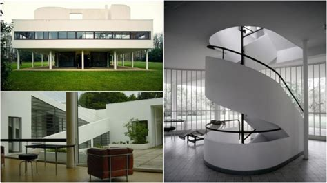Villa Savoye Innen by Villa Savoye Le Corbusier S Not Quite Habitable Yet