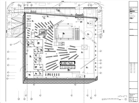 Seattle Public Library Floor Plans | architecture photography a203 model 1 11663