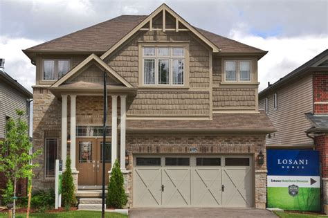 new homes in hamilton ancaster kitchener and stoney losani homes ontario builder pricing plans