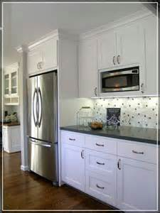 Kitchen Cabinets With Microwave Shelf the top 5 regular counter cabinet depth refrigerator to