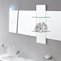 mensola bagno mensola in vetro per bagno glassy arredaclick