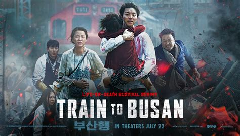daftar film box office korea 2016 sinopsis dan daftar pemain film train to busan 2016 film
