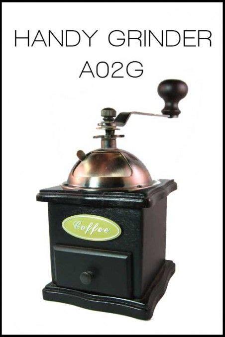 handy grinder ag ottencoffee mesin kopi coffee grinder barista tools kopi indonesia