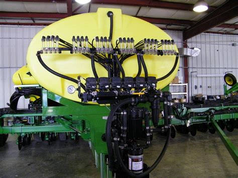 Liquid Fertilizer Systems For Planters by Endeavor Fertilizer Controller Fmc Fertilizer