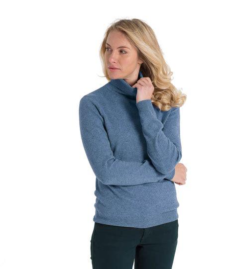 Rn Sweater Mismis Fit L woolovers womens merino wool polo neck slim fit top sweater jersey ebay