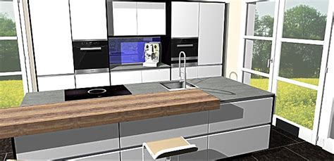 schwebende küche k 252 che kitchen beton