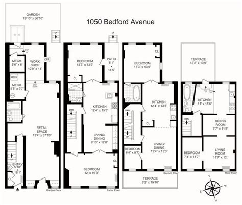 stuy town floor plans 45 best images about brownstones townhomes on