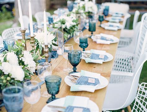 denim baby shower ideas melody brandon s blue baby shower inspired by this