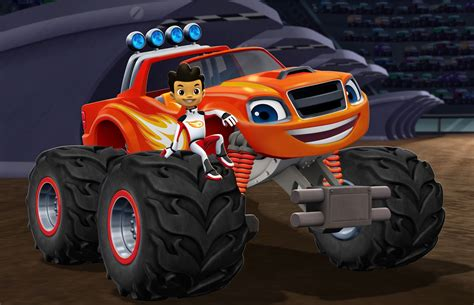 Blaze Monster Truck Videos Myideasbedroom Com Blaze Truck