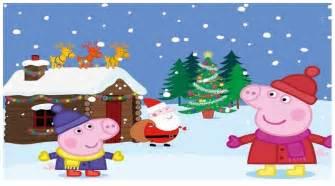 fotos peppa pig navidad en familia imagenes peppa pig