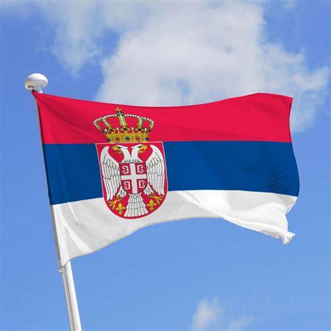 drapeau serbie la serbie drapeau arts et voyages