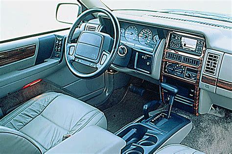 98 jeep grand manual 1993 98 jeep grand consumer guide auto