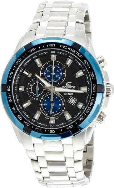 Terbaru Casio Edifice Ef 539 Combinasi Stainless Steel Termurah casio edifice s black stainless steel band ef 539d 1a2v price review and buy