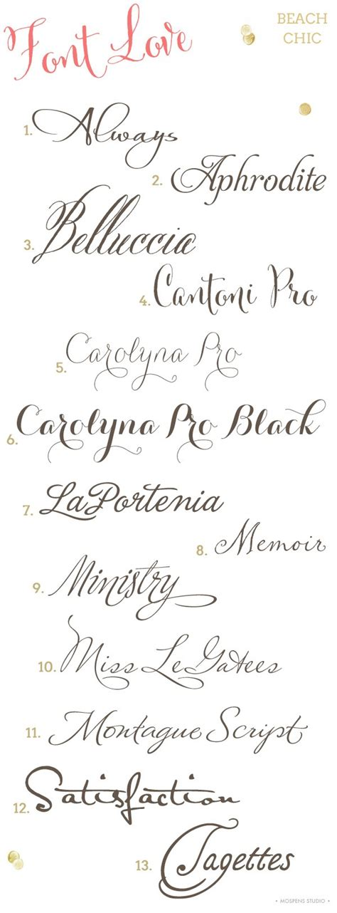 Wedding Font In by Wedding Invitation Fonts Mospens Studio