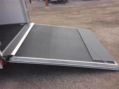 nudo flooring for trailers wauv7x1422 wells cargo 7x14 silver sport aluminum enclosed