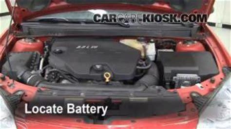 Pontiac G6 Power Steering Fluid by Pontiac G6 Transmission Dipstick Location Pontiac Get