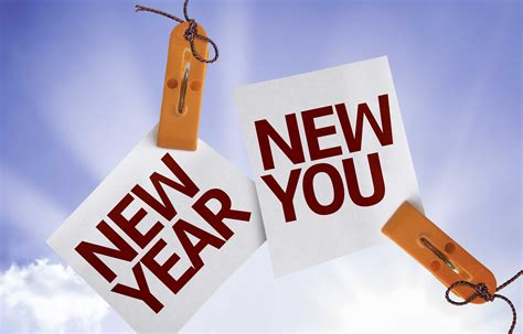 how to change your life a new you for the new year