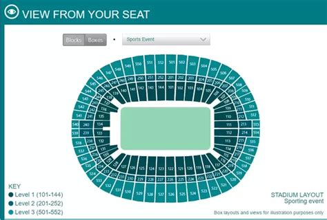wembley stadium best seats concert is there a detailed seating chart of wembley stadium that
