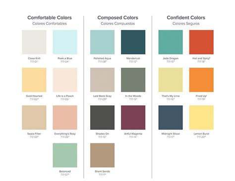 most popular paint colors 2017 behr paint s picture perfect color currents for 2017