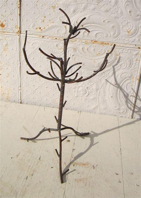 wrought iron trees wrought iron mini jewelry tree