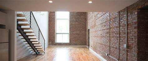 brick loft home the lofts at beacon