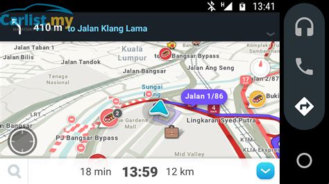 waze for android waze is live on android auto beta testers auto news carlist my
