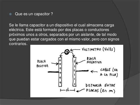 que hace un capacitor de marcha que hace el capacitor 28 images que hace un capacitor y un inductor 28 images 191 qu 233 es