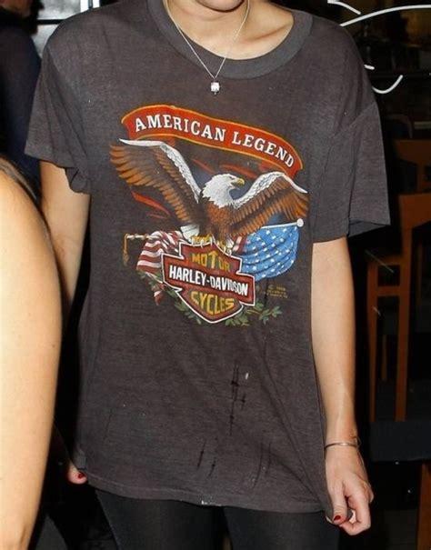 T Shirt Motor Harley Davidson 03 vintage harley davidson t shirt style flower
