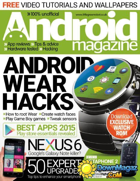 android magazine android uk no 47 2015 187 pdf magazines magazines commumity