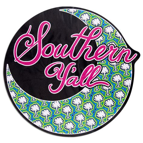 Southern Stickers