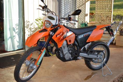 2006 Ktm 525 Exc 2006 Ktm 525 Exc Racing For Sale Qld Gold Coast