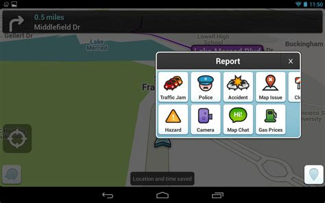 free waze app for android waze social gps maps traffic free v 3 7 2 0 apk bocil android news
