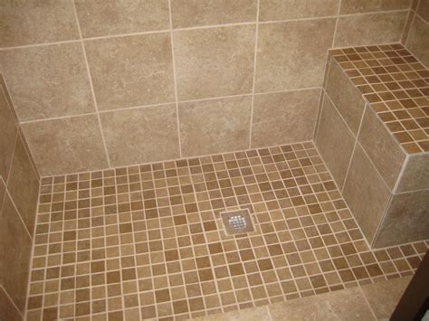tile showers with bench ideas for make a cedar shower bench the wooden houses