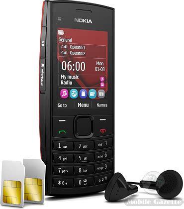Hp Nokia Termurah 2 Kartu nokia x2 02 hp musik dual sim murah fitur lengkap bisa fm radio tanpa headset review hp terbaru