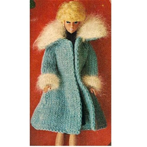 fashion doll knitting patterns ken fashion doll wardrobe knitting pdf patterns