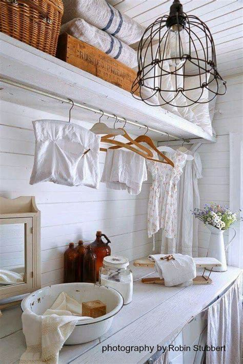 rustic chic laundry room decor rustic crafts chic decor cottage laundry room laundry rooms pinterest laundry
