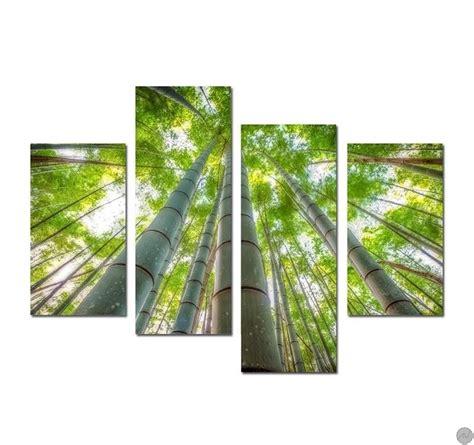 Tableau En Toile by Tableau Toile Zen Bamboo Artwall And Co