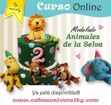 tics 2 darling animales de la selva nivel medio mayor curso modelado de animales de la selva curso online