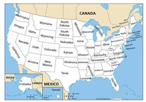 us maps with state names united states outline map with