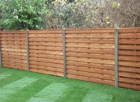 privacy fence designs ideas fence ideas