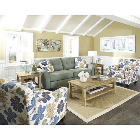 kylee lagoon living room set kylee lagoon living room set signature design 1 reviews