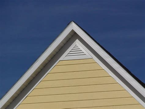 gable end attic exhaust gable roof vents bing images