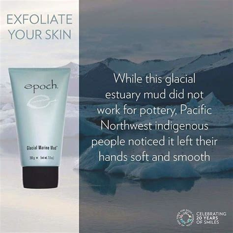Masker Lumpur Epoch Nu Skin 17 best ideas about nu skin mud mask on marine