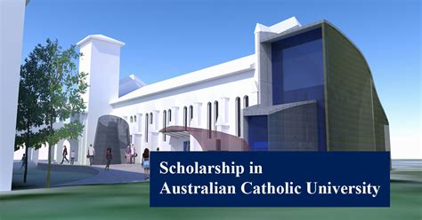 Mba Scholarships Australian Universities by Scholarship In Australian Catholic