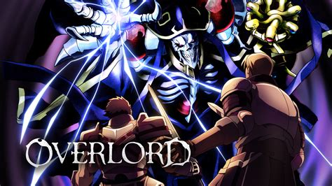 Anime 1 Overlord by Deutsche Trailerpremiere Overlord Durch Ksm Anime
