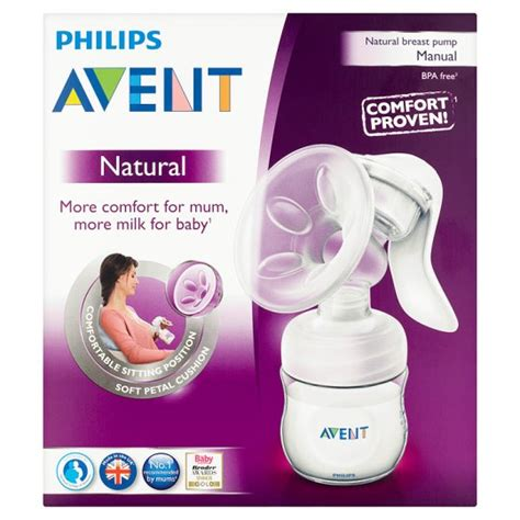 Breast Philips Avent Manual best price philips avent breast manual baby phillips newborn ebay