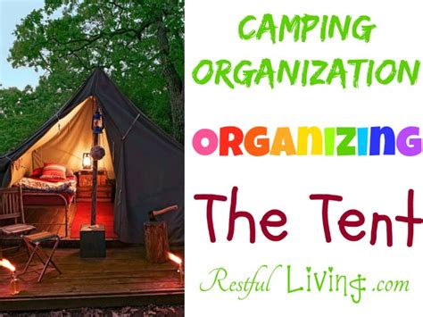 1000 images about top organizing bloggers on pinterest 1000 ideas about tent cing organization on pinterest