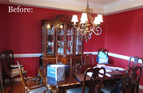 Red Dining Rooms by Embellish Different Dining Room